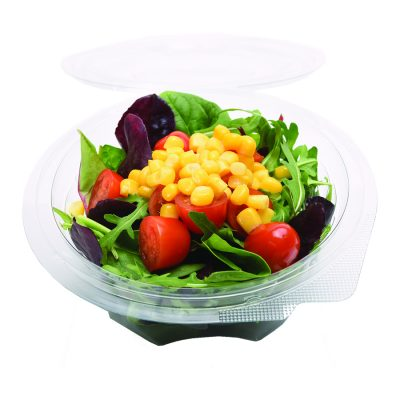Containers for Salads and Fresh Mixes